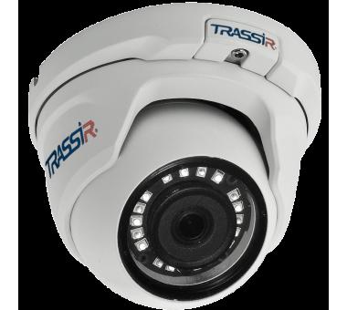 1.3 Мп IP-камера TRASSIR TR-D8111IR2 (2.8 мм) с ИК-подсветкой 20 м