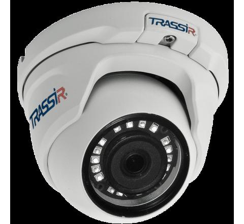 1.3 Мп IP-камера TRASSIR TR-D8111IR2 (3.6 мм) с ИК-подсветкой
