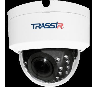 2 Мп IP камера TRASSIR TR-D3123IR2 с ИК-подсветкой и вариообъективом