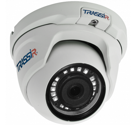 2 Мп IP-камера TRASSIR TR-D8121IR2 (2.8 мм) с ИК-подсветкой