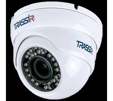 2 Мп IP-камера TRASSIR TR-D8123ZIR3 с Motor-zoom, ИК-подсветкой