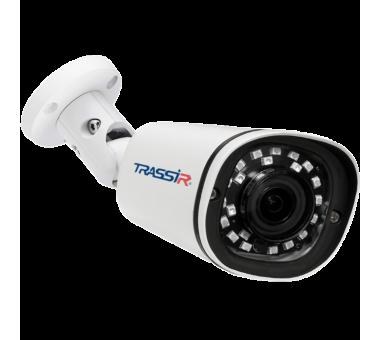 6 Мп IP-камера TRASSIR TR-D2161IR3 (2.8 мм) с ИК-подсветкой