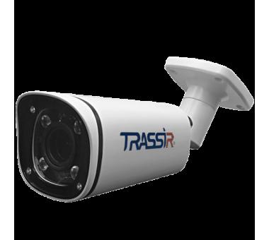8Мп IP камера TRASSIR TR-D2183IR6 с подсветкой до 60 м и вариообъективом