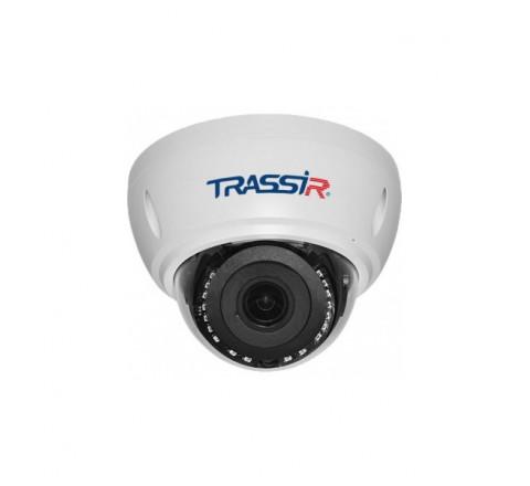 Сетевая 4 Мп камера TRASSIR TR-D3142ZIR2 с motor-zoom и ИК-подсветкой до 25 м