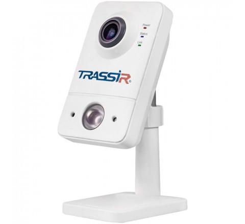 Беспроводная IP-камера TRASSIR TR-D7111IR1W (2.8 мм) с Wi-Fi, ИК-подсветкой 10 м