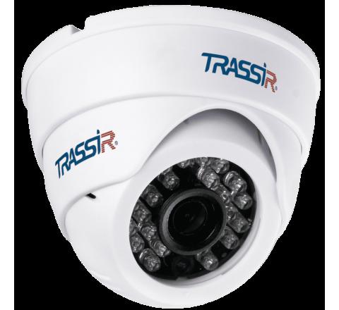 Внутренняя 1.3 Мп IP-камера TRASSIR TR-D8111IR2W с Wi-Fi и ИК-подсветкой