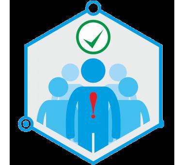 Модуль контроля качества работы персонала TRASSIR Staff Tracker