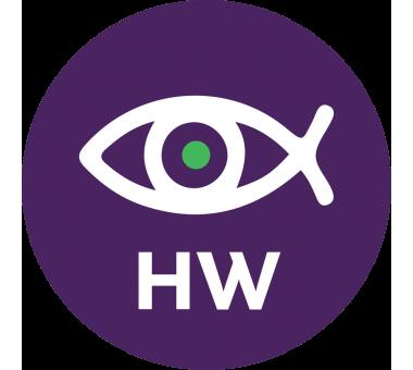 Модуль TRASSIR Dewarp HW для подключения 4 каналов с fisheye-камеры