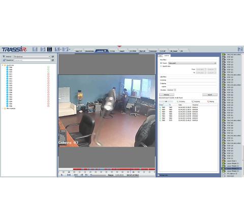ПО IP-видеодомофонии TRASSIR Video Intercom для интеграции с TRASSIR