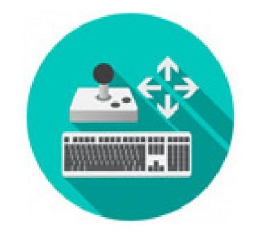 Модуль управления камерами джойстиком и его клавиатурой TRASSIR Keyboard
