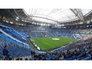 На системе безопасности для стадиона «Газпром Арена» украли 180 млн бюджетных рублей