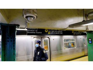 Бродвей стал последней станцией в Нью-Йорке, где была завершена установка системы видеонаблюдения