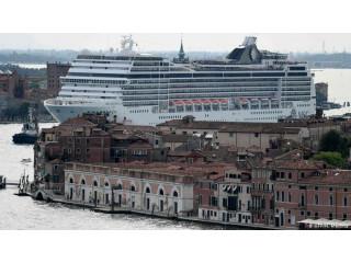 Система видеонаблюдения Венеции помогает жестко контролировать город, регулируя потоков туристов и лайнеров