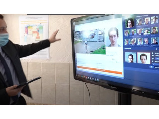 Две школы Краснодара первыми получили интеллектуальные системы безопасности