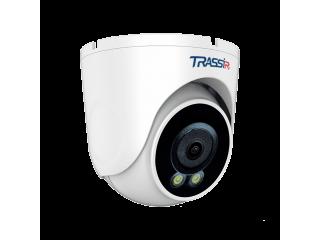 Представлены новые камеры TRASSIR с технологией Full Time Color для ночного видеонаблюдения
