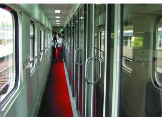 Поезда дальнего следования будут под видеонаблюдением