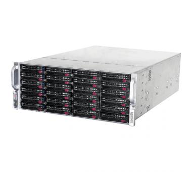 128-канальный IP-видеорегистратор TRASSIR UltraStation 24/6 с 24 HDD 6 Тбайт