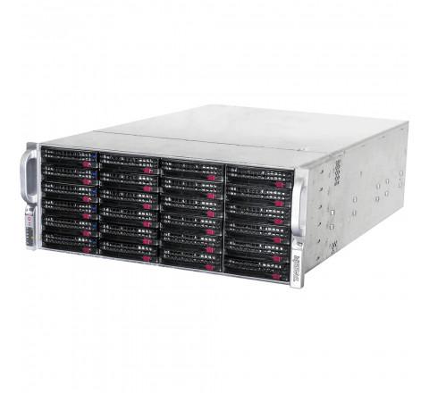 128-канальный IP-видеорегистратор UltraStation 24/8 с 24 HDD 8 Тбайт