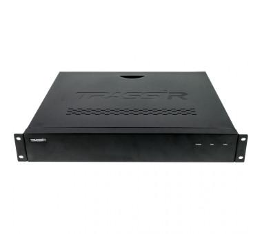24-канальный сетевой регистратор TRASSIR DuoStation AnyIP 24-RE в стойку 19