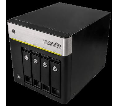 32-канальный сетевой видеорегистратор под 4 жестких диска – TRASSIR DuoStation AF 32