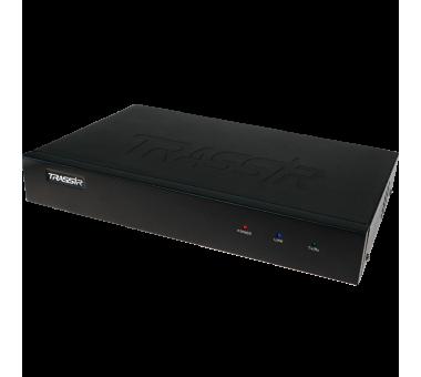4-канальный видеорегистратор TRASSIR MiniNVR Compact AnyIP 4