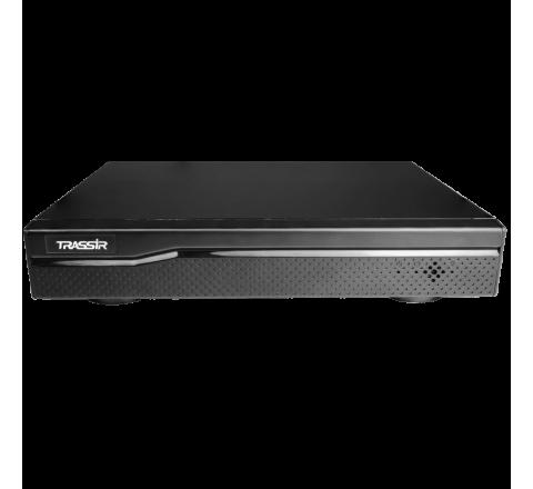 Гибридный видеорегистратор TRASSIR XVR-5104
