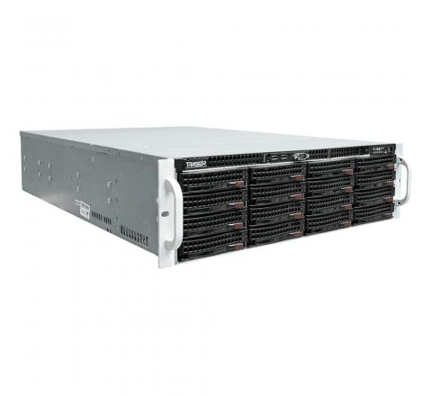 IP-видеорегистратор UltraStation 16/10 с 16 HDD в комплекте