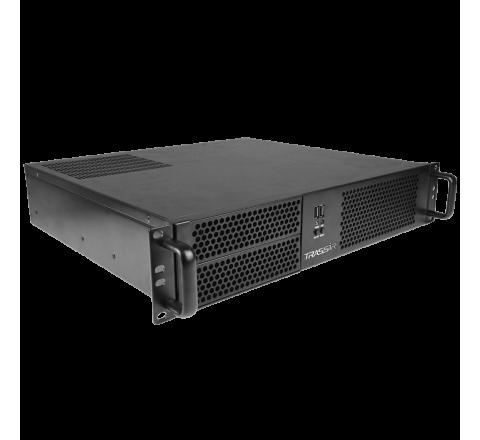 Нейросетевой IP-видеорегистратор TRASSIR NeuroStation Compact